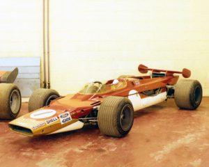Lotus Type 63 Formula 1