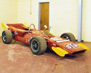 Lotus Type 64 Indycar