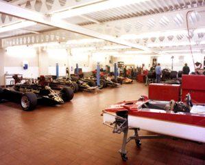 Team Lotus Race Shop