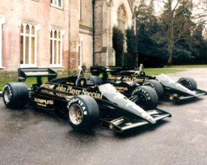 Lotus Type 97T