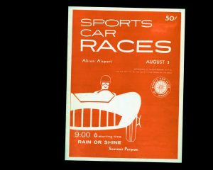 Akron Airport Sports Car Races