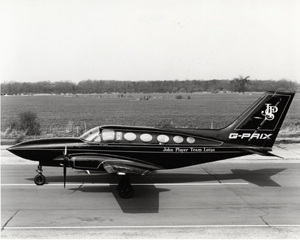 JPS Cessna 414