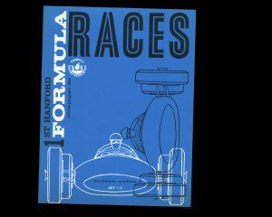 1st Hanford Formula Races