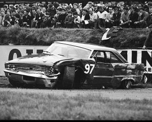 Brian Muir, Ford Galaxie