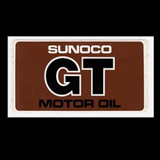 Sunoco GT Motor Oil