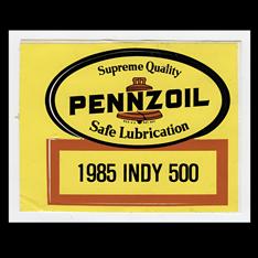 Penzoil - Indy 1985