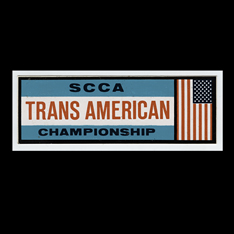 SCCA : Trans-Am
