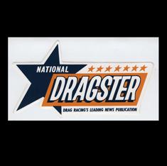 National Dragster Magazine