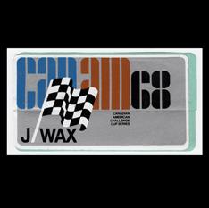 J Wax Can-Am 1968