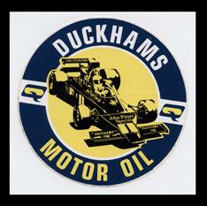 Duckhams Motor Oil