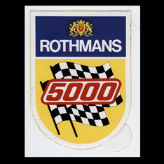 Rothmans 5000