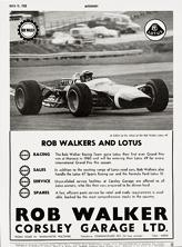 Rob Walker Garages