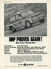 Hillman/Rootes