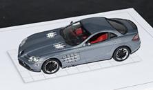 McLaren Mercedes SLR 722 Edition
