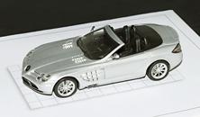 McLaren Mercedes SLR Roadster
