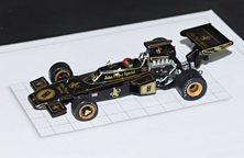 Team Lotus Type 72D