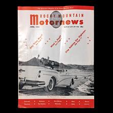 Rocky Mountain Motornews