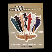 1961 Indy Program