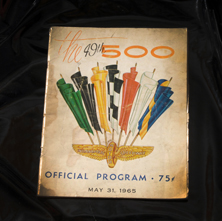 1965 Indy Program