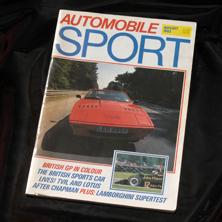 Automobile Sport