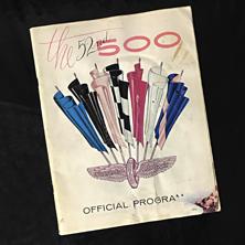 1968 Indy Program