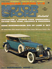 Motor Sport Illustrated