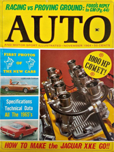 Auto and Motor Sport Illustrated
