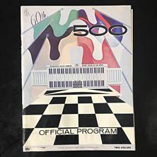 1976 Indy Program