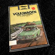 Volkswagen Service Repair Handbook