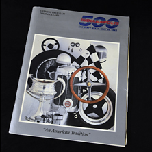 1982 Indy Program