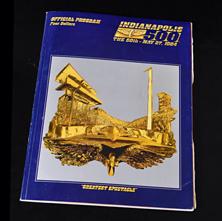 1984 Indy Program