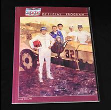1986 Indy Program