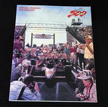 1989 Indy Program