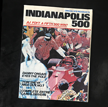 1978 Indy Program