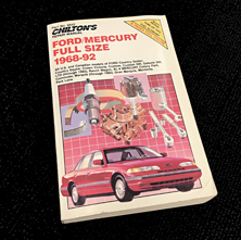 Ford/Mercury Full Size 1968-92