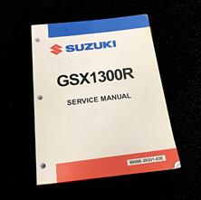 Suzuki GSX1300R Service Manual