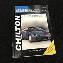Mitsubishi Eclipse 1990-98 Manual