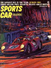 Sports Car Graphic