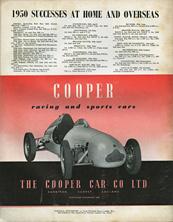 Cooper Car Co. Ltd.