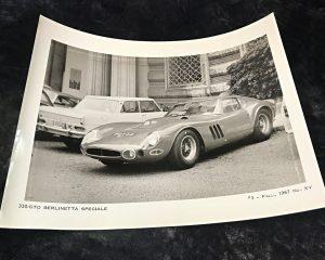 Ferrari 330GTO Berlinetta Speciale